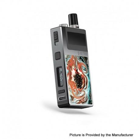 Authentic Lost Vape Q Ultra AIO 40W 1600mAh VW Pod System MTL / DL Vape Starter Kit - Exotic Fantasy,0.6ohm, 4ml, 5~40W
