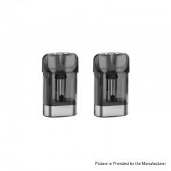 Authentic Vaporesso XTRA Vape Pod System Replacement Pod Cartridge - 2ml, Meshed 0.8ohm (2 PCS)