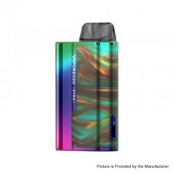 Authentic Vaporesso XTRA 900mAh Pod System Vape Starter Kit - Rainbow Resin, 2ml, 0.8ohm / 1.2ohm