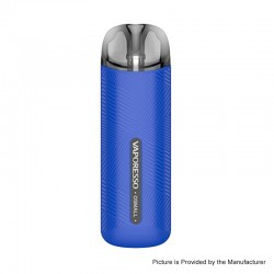 Authentic Vaporesso OSMALL 11W 350mAh Pod System Vape Starter Kit - Blue, 1.2ohm, 2ml