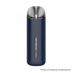 Authentic Vaporesso OSMALL 11W 350mAh Pod System Vape Starter Kit - Dark Blue, 1.2ohm, 2ml