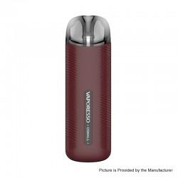 Authentic Vaporesso OSMALL 11W 350mAh Pod System Vape Starter Kit - Dark Red, 1.2ohm, 2ml