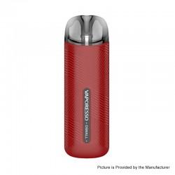 Authentic Vaporesso OSMALL 11W 350mAh Pod System Vape Starter Kit - Red, 1.2ohm, 2ml