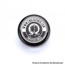 Authentic Coil Father Premium Premade Twisted Coils for RBA / RDA / RTA / RDTA Atomizer - 26GA x 2, 0.38ohm, 4 Wraps (10 PCS)