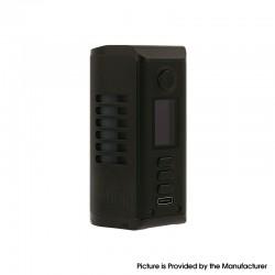Authentic Dovpo Odin 200 200W TC VV VW Box Mod - Black, Aluminum Alloy + Zinc Alloy, 5~200W, 200~600'F, 2 x 18650 / 20700 /21700