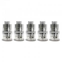 Authentic VapeSoon Replacement PnP-M1 Coil Head for Voopoo VINCI / VINCI R / VINCI X Pod Vape Kit - 0.45ohm (28~35W) (5 PCS)