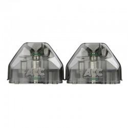 Authentic Aspire AVP AIO Kit Replacement Pod Mesh Coil Standard Version - Black, 2ml, 0.6ohm (2 PCS)