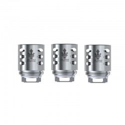 [Ships from HongKong] Authentic SMOKTech SMOK V12 Prince Strip Coil for TFV12 Prince Tank - 0.15ohm (40~100W) (3 PCS)
