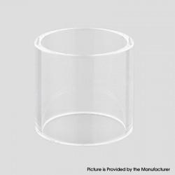 Authentic Hellvape Destiny RTA Tank Vape Atomizer Replacement Straight Tank Tube - Transparent, Glass, 2ml
