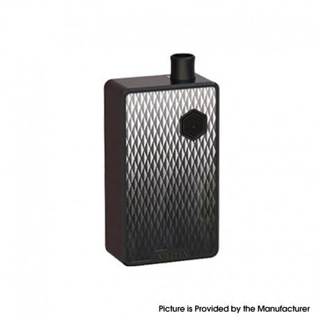Authentic Advken Artha 80W VW Box Mod Pod System Vape Starter Kit - Gradual Black, 5~80W, 4.5ml, 0.3ohm / 0.8ohm, 1 x 18650