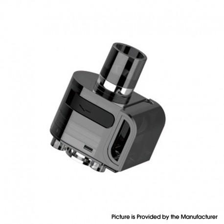 Authentic Oumier Voocean 40 Pod System Vape Kit Replacemet Pod Cartridge w/o Coils - Black, 3.5ml