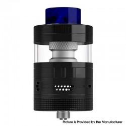 Authentic Steam Crave Aromamizer Plus V2 DL RDTA Rebuildable Dripping Tank Vape Atomizer Basic Kit - Black, 8ml, 30mm Diameter