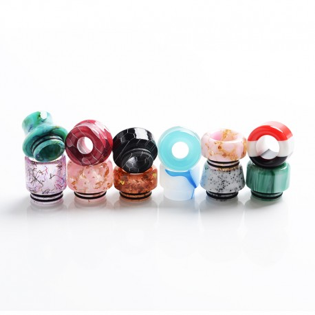 Replacement 810 Drip Tip for Goon / Kennedy / Battle / Reload RDA - Color Random, Material Random, Shape Random