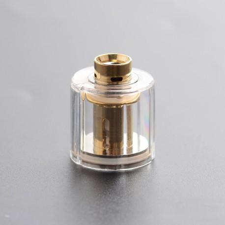 Authentic Dovpo D Salt Portable Kit Replacement Pod Cartridge - 2ml, 0.5ohm
