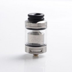 Authentic Hellvape Destiny RTA Rebuildable Tank Atomizer - Stainless Steel, 4ml, 24mm Diameter