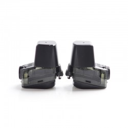 Authentic GeekVape Aegis Boost Pod Kit Replacement Empty Pod Cartridge - Black, 3.7ml (2 PCS)