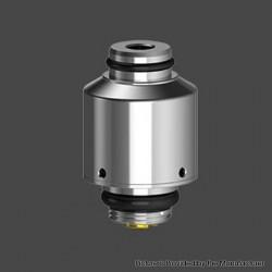 Authentic Asvape Hita Mech Mod RBA Pod Vape Kit Replacement RBA Coil Head - Silver