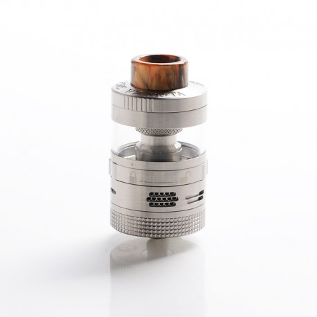Authentic Steam Crave Aromamizer Plus V2 DL RDTA Rebuildable Dripping Tank Vape Atomizer Advanced Kit - SS, 8 / 16ml, 30mm Dia.