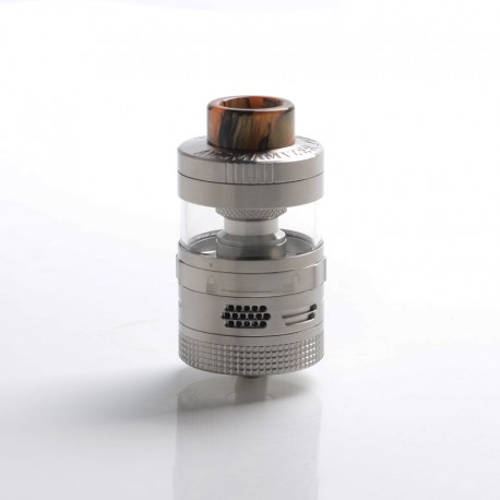 Authentic Steam Crave Aromamizer Plus V2 DL RDTA Rebuildable Dripping Tank Vape Atomizer Basic Kit - SS, 8ml, 30mm Diameter