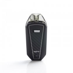 Authentic Aspire AVP Pro 16W 1200mAh Pod System Vape Starter Kit - Black, 4ml, 0.65ohm / 1.15ohm (Standarad Version)