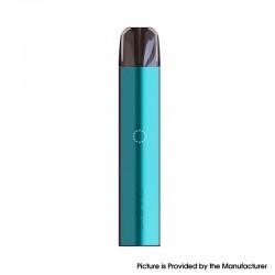 Authentic Advken Oasis 360mAh Pod System Vape Starter Kit - Teal Blue, Aluminum Alloy + PCTG, 2ml, 1.2ohm