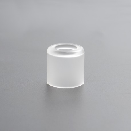 Replacement Bell Cap Tank Tube for Gas Mods Kree RTA - Translucent, Acrylic, 2.0ml