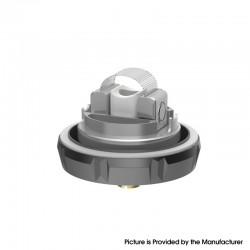 Authentic GeekVape Zeus X Mesh RTA Replacement Single-Mesh Coil Build Deck - Gun Metal, Stainless Steel
