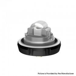 Authentic GeekVape Zeus X Mesh RTA Replacement Single-Mesh Coil Build Deck - Black, Stainless Steel