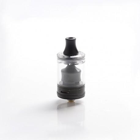 Authentic Wotofo COG MTL RTA Rebuildable Tank Vape Atomizer - Black, Stainless Steel + PCTG, 3ml, 22mm Diameter