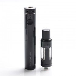 [Ships from HongKong] Authentic Innokin Endura 13.5W 1300mAh Vape Pen w/ Prism T18 II Sub-Ohm Tank Starter Kit - Black, 2.5ml