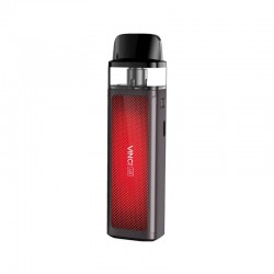 [Ships from HongKong] Authentic Voopoo VINCI AIR 30W 900mAh MTL /Half-DL VW Pod System - Classic Red, 4ml, 0.6ohm /1.0ohm, 5~30W