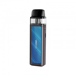 [Ships from HongKong] Authentic Voopoo VINCI AIR 30W 900mAh MTL /Half-DL VW Pod System - Classic Blue, 4ml, 0.6ohm/1.0ohm, 5~30W