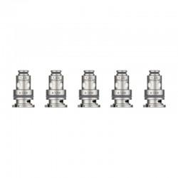 Authentic Vaporesso Target PM80 Mod Pod Vape Kit / Catridge GTX FeCrAl Dual-wire MTL Regular Coil Head - 1.2ohm (8~12W) (5 PCS)