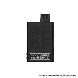 Authentic SMOKTech SMOK & OFRF nexMesh 30W 1200mAh VW Box Mod Pod System Vape Starter Kit - Black, 2.0ml, 0.4ohm, 5~30W