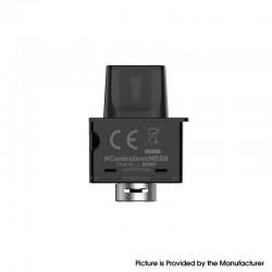 Authentic SMOKTech SMOK & OFRF nexMESH VW Mod Pod System Vape Kit Replacement Empty Pod Cartridge - Black, 2ml (1 PC)