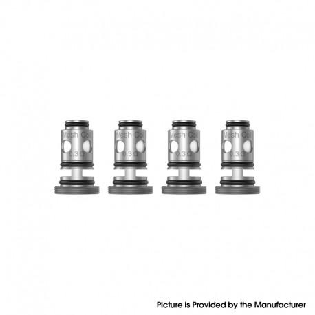 Authentic Vandy Vape Kylin M AIO Mod RBA Pod System Vape Kit / Cartridge Replacement Single Mesh Coil - 0.3ohm (35~45W) (4 PCS)