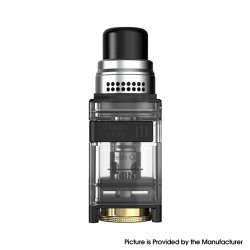 Authentic Vandy Vape Kylin M AIO Mod RBA Pod System Vape Kit Replacement Empty Pod Cartridge - SS, 2.5ml (1 PC)