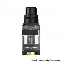 Authentic Vandy Vape Kylin M AIO Mod RBA Pod System Vape Kit Replacement Empty Pod Cartridge - Black, 2.5ml (1 PC)