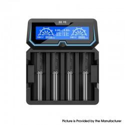 Authentic XTAR X4 Charger for 3.6V / 3.7V Li-ion / IMR / INR / 18350 / 18500 / 18650/18700/20700/21700 Batteries, etc. - US Plug