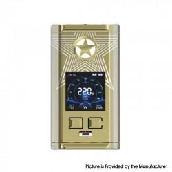 Vaptio Capt'n 220W Mod - Golden