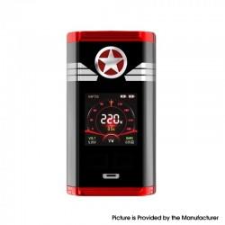 Vaptio Capt'n 220W Mod - Red