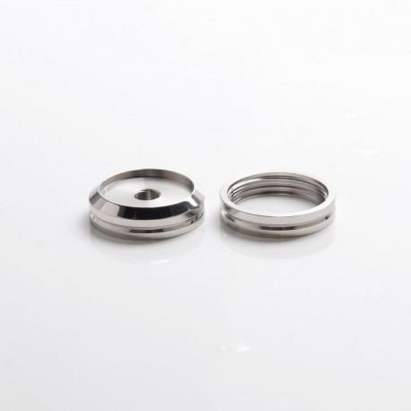 SXK Mirror 510 Thread Adapter & Decorative Ring for SXK Stickman SLGT V2 Gera GT Style VW Box Mod - 8 x 30mm + 6 x 30mm (2 PCS)