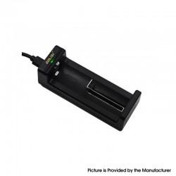 Authentic Golisi Needle 1 One-Slot USB Charger for Li-ion 18650 / 26650 / 21700 / 20700 / 18500/ 18350 /Ni-mh/Ni-cd/AAA/AA, etc.