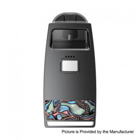 Authentic Pioneer4You iPV Aspect 750mAh Pod System Vape Starter Kit - Gun Metal, 1.0ohm, 2.0ml