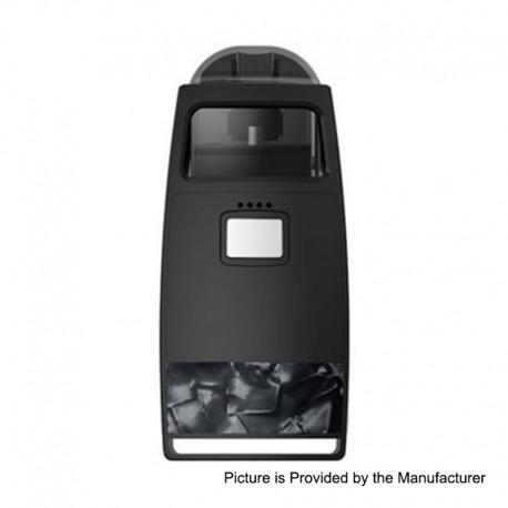 Authentic Pioneer4You iPV Aspect 750mAh Pod System Vape Starter Kit - Black, 1.0ohm, 2.0ml