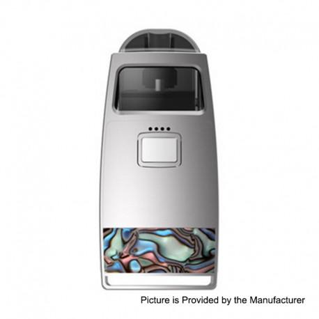 Authentic Pioneer4You iPV Aspect 750mAh Pod System Vape Starter Kit - Silver, 1.0ohm, 2.0ml