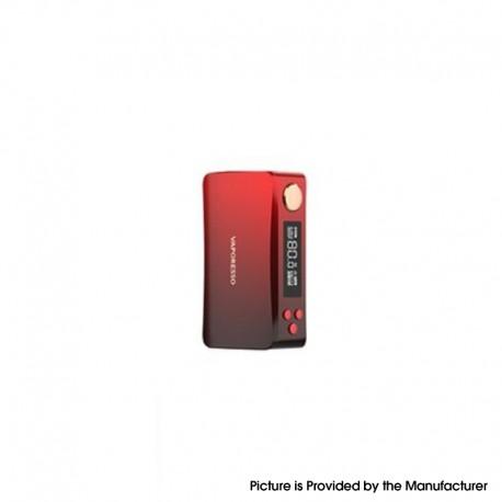 Authentic Vaporesso Gen Nano 80W 2000mAh TC VV VW Variable Wattage Vape Box Mod - Red, 5~80W, AXON Chip