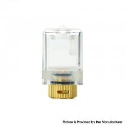 Authentic Wellon Beyond AIO Pod System Vape Kit Replacement Empty Pod Cartridge - Transparent, 2ml (1 PC)