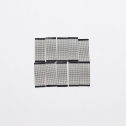 Authentic Steam Crave Replacement Mesh Strips for Aromamizer Titan RDTA - Kanthal A1, 0.15ohm (10 PCS)