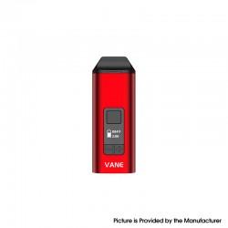 Authentic Yocan Vane 1100mAh Dry Herb Vaporizer Vape Starter Kit - Red, 480'F